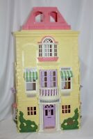 Fisher Price Loving Family Grand Mansion Twin Time Dollhouse House 2005