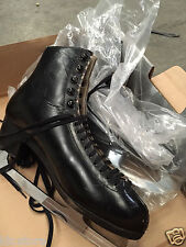 Jackson DJ2172 Freestyle Men's Ice Skates Black Single Jump Level Figure Skating