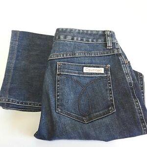 Calvin Klein denim jeans pants Size W 27 L34 Blue