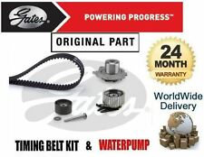 FOR FIAT CROMA 194 1.9 D 8V MULTIJET 2005-> TIMING CAM BELT KIT + WATER PUMP SET