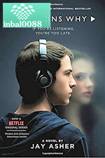 Thirteen Reasons Why by Jay Asher Paperback Book 336 Pages Reissue Edition 2017