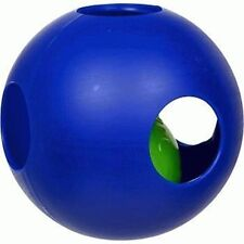 """Jolly Pets Teaser Ball Small 11cm (4.5"""") BLUE OUT OF STOCK"""