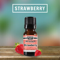 Best Strawberry Fragrance Oil Premium Grade - Top Scented Perfume Oil 10 mL