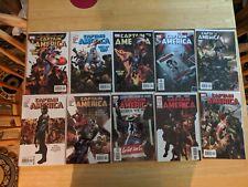 Captain America (2005) 1 - 50 / 600 - 619, complete full run plus extras