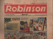 ROBINSON n°275. Zone Libre 16 novembre 1941. Bel état (réf. RC29)