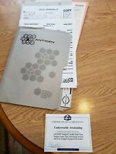 Underworld : Awakening  Antigen Lab Folder Prop W/15 Documents