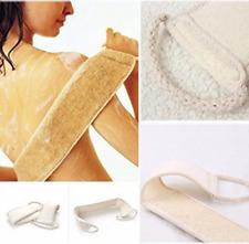 Loofah Luffa Body Back Strap Loofa Scrubber Bath Shower Spa Exfoliating Sponge