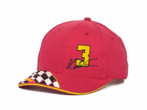 Indycar Racing Series Team Penske Checkered Slick #3 Helio Castroneves Cap Hat