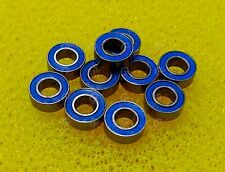 20 PCS -  MR115-2RS (5x11x4 mm) Rubber Double Sealed High Precision Ball Bearing