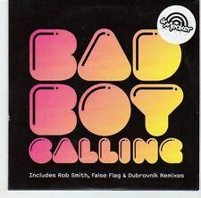 (EJ23) Bad Boy Calling, Dr Meaker - 2008 DJ CD