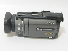 Sony DSR-PDX10P PAL Professional 16:9 3CCD CAMCORDER DVCAM con AC e baterry