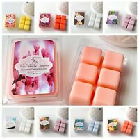 Fragranced Wax Melts 2.5oz. Scented wickless warmer melts and FREE Travel Candle