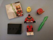 Lego Minifigures Series 20 - Super Warrior - 71027 Complete