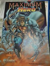 MAXIMUM HERO Comics