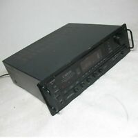 CARVER HR-772 SONIC HOLOGRAPHIC RECEIVER AMPLIFIER WORKING PROJECT NO REMOTE
