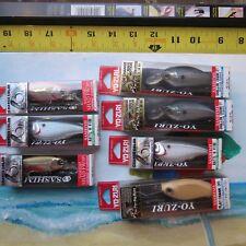 Yo-Zuri Sashimi fishing lures (lot#11934)