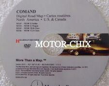2012 Mercedes Benz Navigation Map DVD Update v11.0 E/ SLK/ CLS Class OEM