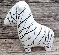 Kate Spade New York Zebra Ceramic Figurine Collectible By Lenox Woodland Park