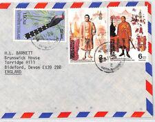 BT151 Thailand Bangkok Commercial Air Mail Cover {samwells}PTS