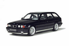 1:18 Otto Mobile BMW M5 E34 Touring daytona violet metallic NEU NEW
