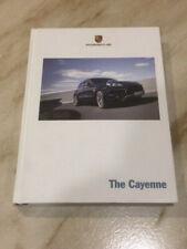 Porsche Cayenne Hardback Brochure 2011