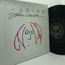 John Lennon – Imagine Music From The Motion Picture Vinyl Record LP VG+ Beatles