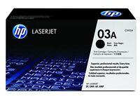 HP 03A Black Original LaserJet Toner Cartridge C3903A
