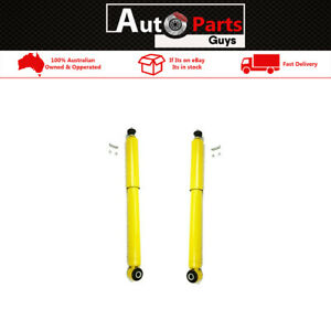 Rear pair Shocks For Mitsubishi Pajero NM NP NS NT NW Ultima Shock Absorbers*