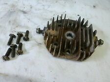 1972 SEARS 5.5HP 217-59431 CYLINDER HEAD OUTBOARD MOTOR TED WILLIAMS ESKA