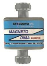 """Anticalcare magnetico 1/2"""" DIMA compatto per caldaie lavatrici lavastoviglie"""
