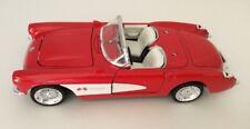 Vintage Solido 1957 Chevrolet Corvette Die - Cast Model (ss7708)