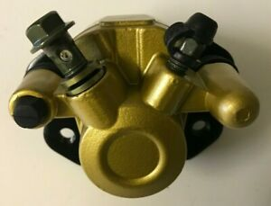 FRONT LEFT HAND BRAKE CALIPER TO FIT PGO BR250 BUGRIDER BUGGY COMPLETE WITH PADS