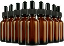 50ml Amber Dropper Bottles Set Of 88 Pieces