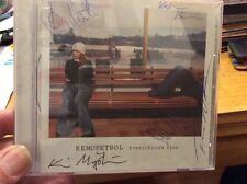 KEMOPETROL EVERYTHING'S FINE CD AUTOGRAPHED BY BAND FINLAND