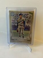 Sandy Koufax Missing Name Plate Baseball Card Los Angeles Dodgers Gypsy Queen
