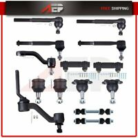 68-70 A-BODY MANUAL STEERING KIT,BALL JOINTS,PITMAN ARM,DRAG LINK,IDLER,TIE RODS