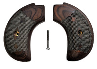 "Fits Heritage Rough Rider GRIPS .22 & .22 MAG ""Gentleman"" Rosewood Birds-head"