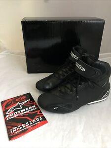 Alpinestars Stella Faster 2 Black Womens Motorcycle Shoes EUR 38 UK 5    B14