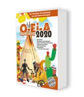 Der brandneue O-Ei-A Spielzeug 2020, der Katalog NUR für Bastelsachen aus dem Ei