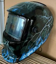 Lbtj New Solar Auto Darkening Welding Helmet Arc Tig Mig Certified Mask Grinding