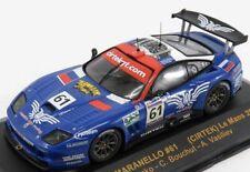 IXO Ferrari 550 Maranello #61 LE MANS 2005 LMM081 1:43 *NIB*