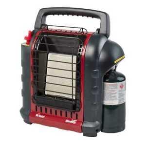 NEW Mr Heater Portable Buddy Heater By Anaconda