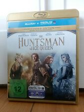 The Huntsman & The Ice Queen/Blu-Ray/Neuware/Hemsworth,Theron,Blunt, Chastain