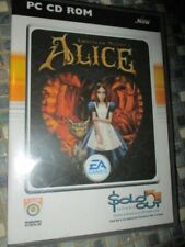 American Mcgee's Alice Windows PC Game Complete Post W Serial Key