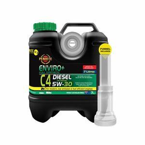 Penrite Enviro+ C4 5W-30 Synthetic Engine Oil 7L EPLUSC4007