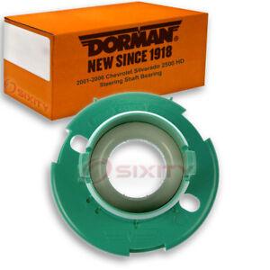 Dorman Lower Steering Shaft Bearing for 2001-2006 Chevrolet Silverado 2500 ce