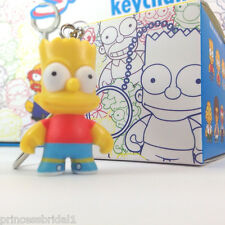 kidrobot Simpsons Keychain Series Simpsons - Bart Simpson - New from Blind Box