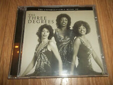 THE THREE DEGREES - THE THREE DEGREES (CD ALBUM) UK FREEPOST