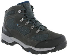 Hi-tec Storm Waterproof Boots Walking Hiking Charcoal / Majolica Blue Mens