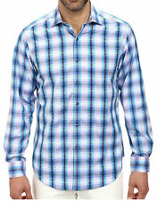 Robert Graham Lorde Howe Shirt CLASSIC FIT - Size LARGE - Plaid -  NWT $228